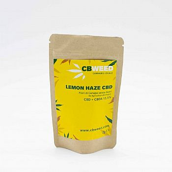 SUPER LEMON HAZE 14,8% CBD FLOWERS 2GR / 5GR - CBWEED